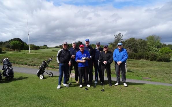 Old Colstonians Golf Tour to Branscombe, Devon