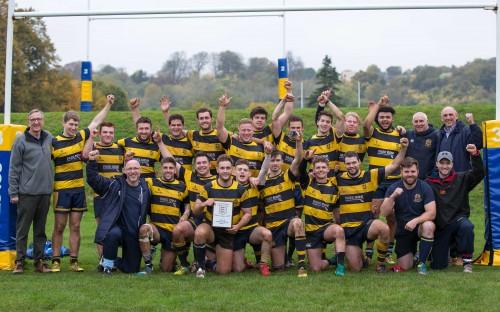 Glos RFU Cup winners