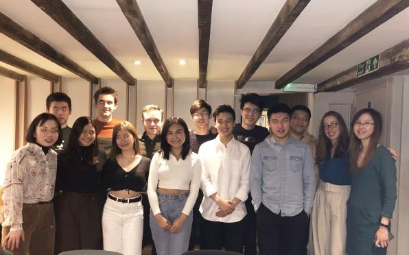 Concord-Cambridge Alumni.