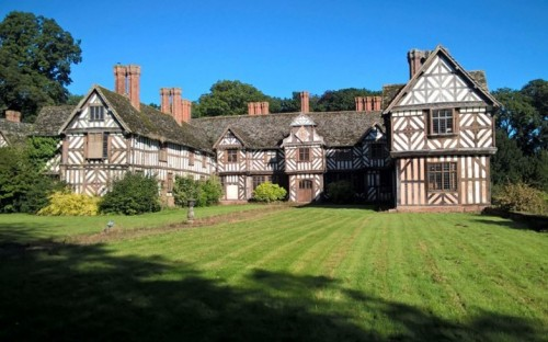 story image for Historic Pitchford Hall returns to Alumni Family