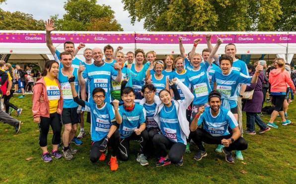Concord College's Marathon Team