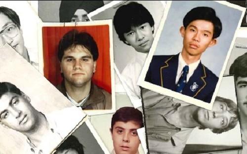1985 Concord Graduates