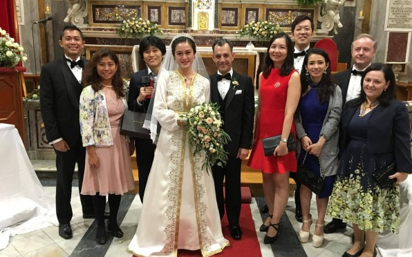 story image for Vivian Wijaya (1994-1997) Gets Married