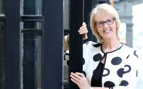 Gail Denham taking on new challenges in Shanghai