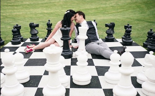 The happy couple at their pre-wedding Concord shoot
