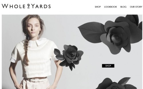 Whole9Yards Website