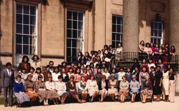 Concord's Attingham Park School Photo, 1979.