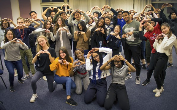 Students to showcase 'A Celebration of Peace'