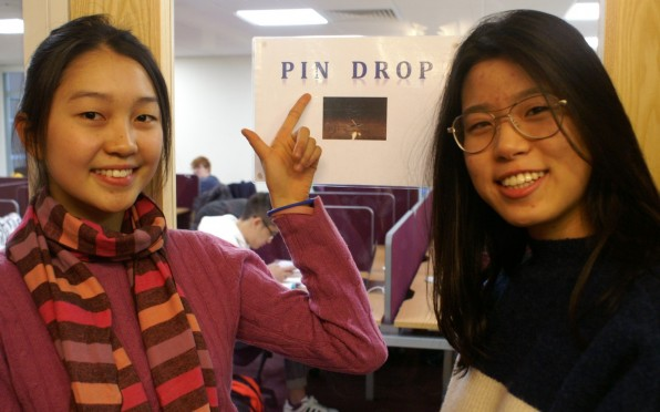 'Pin Drop' - Concord's newest library extension.
