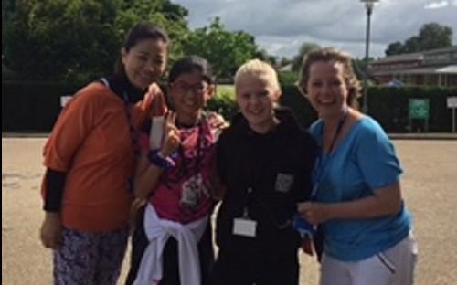 Concord Summer School hosts 1990's Alumni children!
