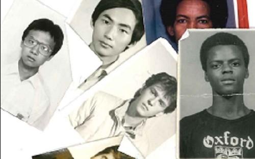 1984 Concord Graduates