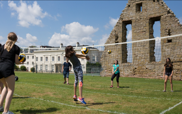Apply for next year's summer programme