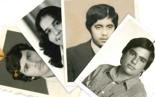 1982 Concord Graduates