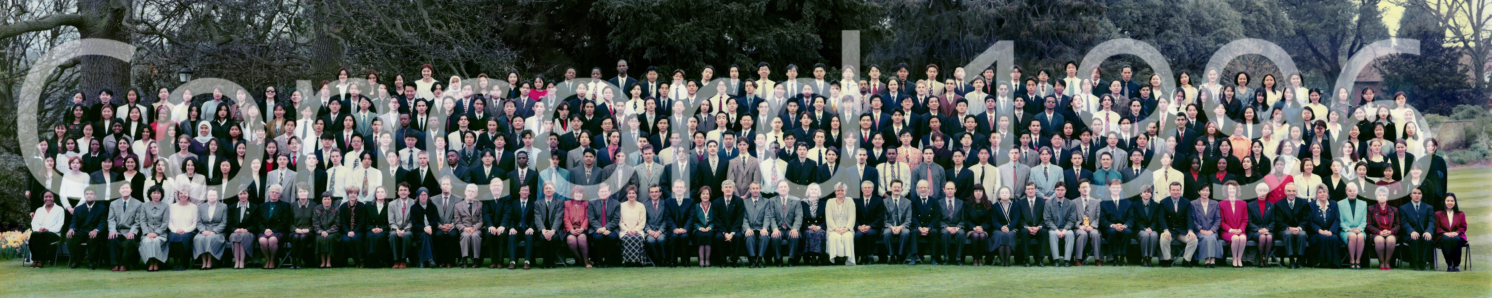 1996 Official School Photograph