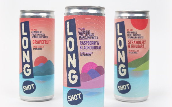 Long Shot Hard Seltzers