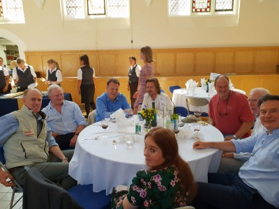 Image - OC Day 2018 Drinks in Quad, Lunch in Hall and the Tour