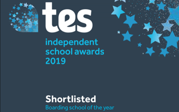 story image for CRANLEIGH SHORTLISTED IN TES AWARDS