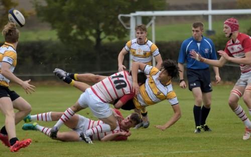 Rugby 1st XV v Hurstpierpoint 2016