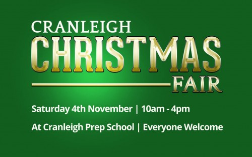 Christmas Fair Brochure