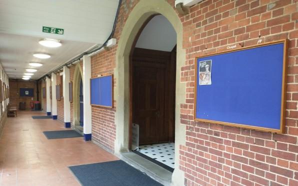 Quad corridor