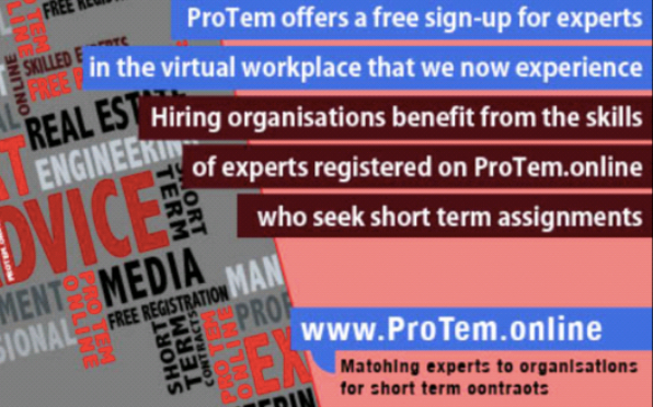 Experts in Management, Real Estate, Engineering, media and the Professional sectors