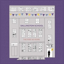Dallington School The First 40 Years (Click & Collect)