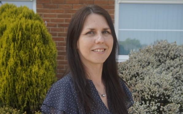 Vicki McDonald, Bursar of Dame Allan's Schools