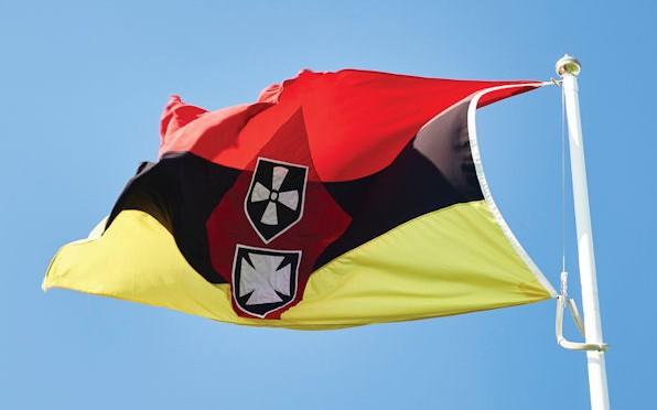 The Schools' flag