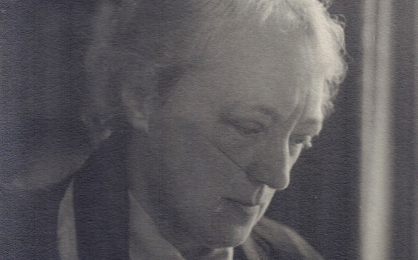 Olive Willis in her later years