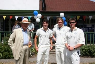 Gallery - 125th Anniversary Cricket Match