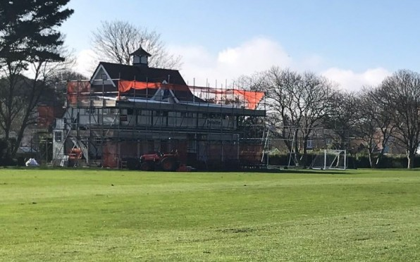 The Pavilion at College Field