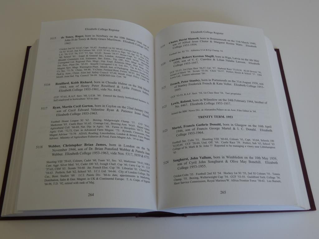 Register Vol IV