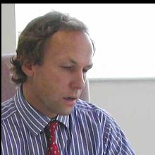 Martyn Barklett-Judge