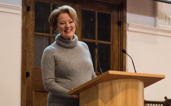 Alumna Susan Kyd