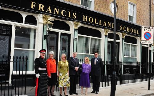 HRH The Duke of Gloucester Opens the Gloucester Wing