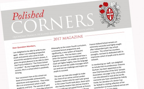 Take a read of this year's Polished Corners magazine