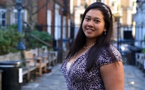 Alumna Tara Mei