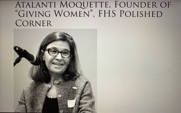 We have two Francis Holland alumnae speaking in our 'Women of Influence' series