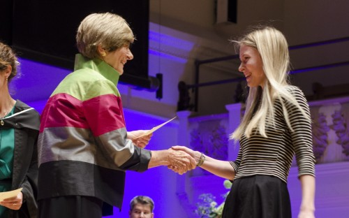 story image for School Prize-Giving 2015