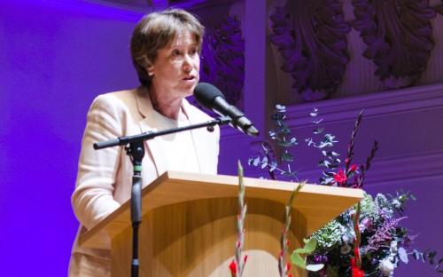 Quondam Chairman, Alison Edelshain