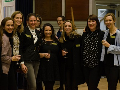Image - Old Girls' Birthday 2018 Drinks to celebrate the 137th school birthday