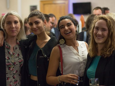 Image - Prize-Giving 2018 Alumni Reception for Class of 2018