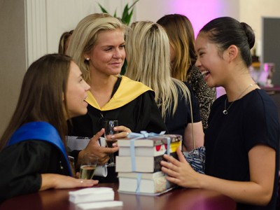 Image - Prize Giving 2017 Alumni Reception for Class of 2017