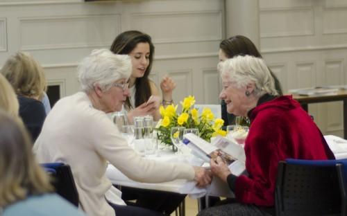 Old Girls sharing memories of Francis Holland