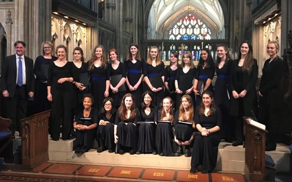 FHS Sloane Square Senior Chamber Choir