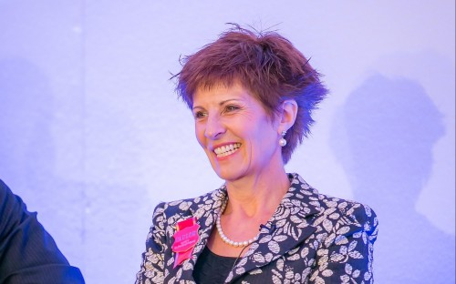 FHS Headmistress Lucy Elphinstone