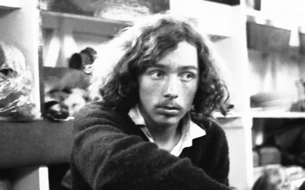Johnnie Rutter (1952-2021)
