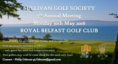 Gallery - Sullivan Golf Society