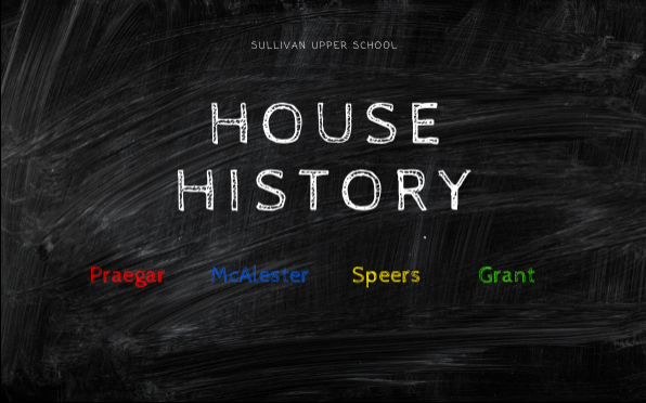 The history behind Sullivan's House System