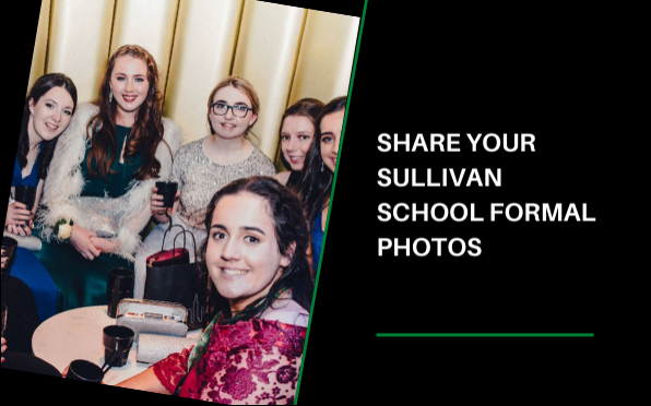 Send your formal photographs to hello@sullivanconnect.co.uk